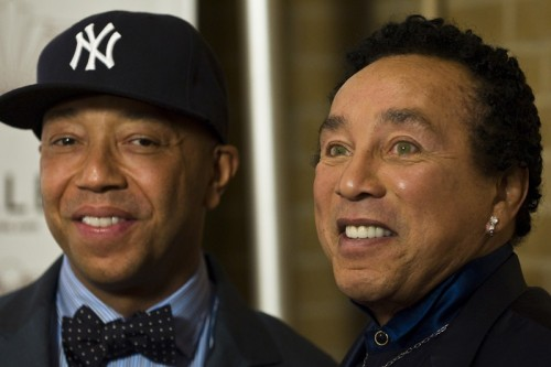Happy 74th Birthday To @smokey_robinson